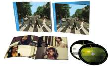 The Beatles: Abbey Road - 50th Anniversary (Limited Edition), 2 CDs