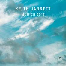 Keith Jarrett (geb. 1945): Munich 2016, 2 CDs