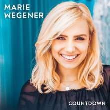 Marie Wegener: Countdown, CD