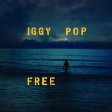Iggy Pop: Free, CD
