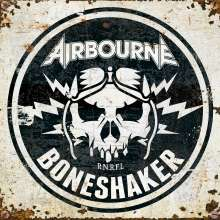 Airbourne: Boneshaker, CD