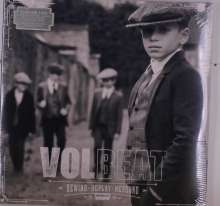 Volbeat: Rewind, Replay, Rebound (180g) (Limited Edition) (Silver Vinyl), 2 LPs