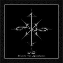 1349: Beyond The Apocalypse (Ltd.Clear 2LP), 2 LPs