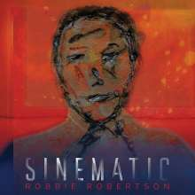Robbie Robertson: Sinematic, CD