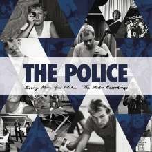 The Police: Every Move You Make: The Studio Recordings, 6 CDs