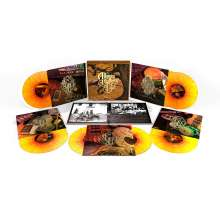The Allman Brothers Band: Trouble No More: 50th Anniversary (180g) (Limited Edition) (Orange & Red Splatter Vinyl) (Box Set), 10 LPs