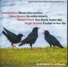 Blue Heron - Music from the Peterhouse Partbooks Vol.5, CD