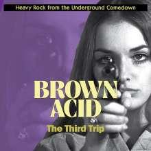 Brown Acid: The Third Trip, CD