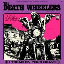 The Death Wheelers: I Tread On Your Grave, CD