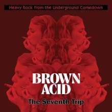 Brown Acid: The Seventh Trip, CD