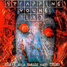 Strapping Young Lad (Devin Townsend): Heavy As A Really Heavy Thing, 2 LPs