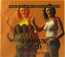 Brown Acid: The Eighth Trip, CD