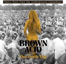 Brown Acid: The Tenth Trip, CD