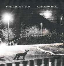 Purple Heart Parade: Desolation Angel E.P. (Limited Edition) (Purple/Orange Split Colored Vinyl), LP