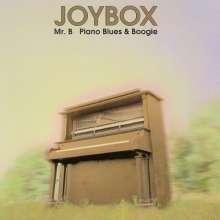 Mr B: Joybox, CD
