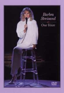 Barbra Streisand: One Voice - 20th Anniversary Edition, DVD