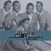 Atlantic Vocal Groups 1951 - 1963, 4 CDs