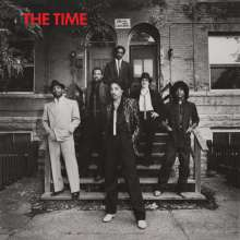 The Time: The Time (Limited Expanded Edition) (LP 1: Red Vinyl/LP 2: White Vinyl), 2 LPs