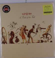 Genesis: A Trick Of The Tail (180g) (Yellow Vinyl), LP