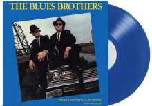 Filmmusik: The Blues Brothers (180g) (Limited Edition) (Blue Vinyl), LP