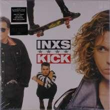 INXS: Kick, LP