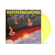 Faith No More: The Real Thing (remastered) (Limited Edition) (Yellow Vinyl), LP