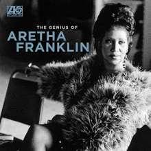 Aretha Franklin: The Genius Of Aretha Franklin, CD
