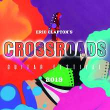 Eric Clapton: Eric Clapton's Crossroads Guitar Festival 2019, 3 CDs