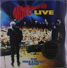 The Monkees: The Mike & Micky Show (Live), 2 LPs