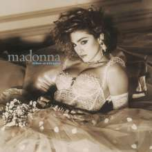 Madonna: Like a Virgin (180g) (Clear Vinyl), LP
