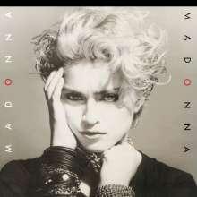 Madonna: Madonna (180g) (Clear Vinyl), LP