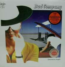 Bad Company: Desolation Angels (remastered) (180g) (Expanded Edition), 2 LPs
