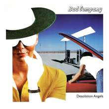 Bad Company: Desolation Angels (40th Anniversary Edition), 2 CDs