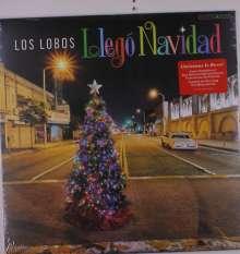 Los Lobos: Llego Navidad (Colored Vinyl), LP