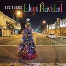 Los Lobos: Llegó Navidad, CD