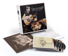 Joni Mitchell: Joni Mitchell Archives Vol. 1: The Early Years, 5 CDs