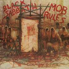 Black Sabbath: Mob Rules (remastered) (Limited Deluxe Edition), 2 LPs