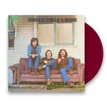 Crosby, Stills & Nash: Crosby Stills & Nash (Limited-Edition) (Burgundy Vinyl), LP