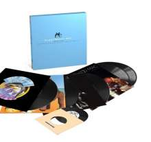 Fleetwood Mac: Fleetwood Mac (1973-1974), 5 LPs und 1 Single 7""