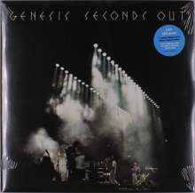 Genesis: Seconds Out (Half Speed Mastered) (180g), 2 LPs