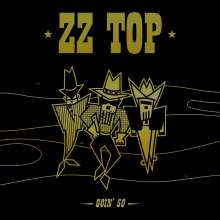 ZZ Top: Goin' 50, 3 CDs