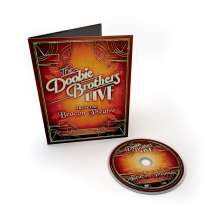 The Doobie Brothers: Live From The Beacon Theatre, Blu-ray Disc