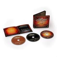 The Doobie Brothers: Live From The Beacon Theatre, 2 CDs und 1 DVD