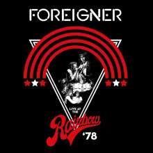 Foreigner: Live At The Rainbow '78 (remastered), 2 LPs