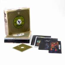 Black Sabbath: The Vinyl Collection 1970-1978 (180g) (Limited Numbered Edition), 10 LPs