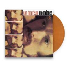 Van Morrison: Moondance (Limited-Edition) (Orange Vinyl), LP