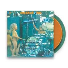 Woodstock Two (Limited-Edition) (Orange + Mint Green Vinyl), 2 LPs