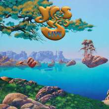 Yes: Yes 50 Live (180g)