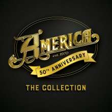 America: 50th Anniversary: The Collection, 3 CDs