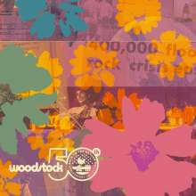 Woodstock - Back To The Garden (50th Anniversary Collection), 5 LPs